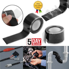 Waterproof Clear Rubber Silicone Electrical Bonding Tape Repair Patch Seal Tool