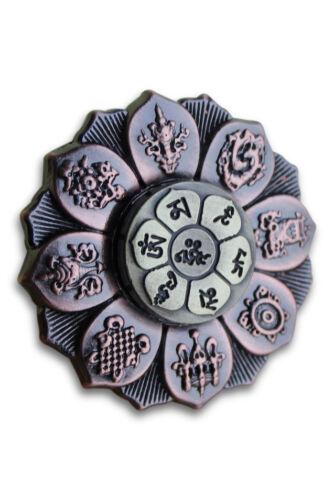 OM-Spinner Hand Spinner Fidget - Handspinner für Buddha Anhänger, Geschenk Idee