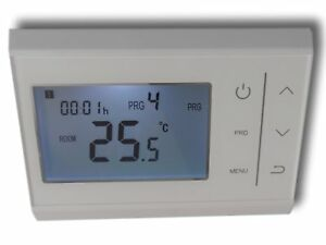 digital funk raumthermostat thermostat programmierbar. Black Bedroom Furniture Sets. Home Design Ideas