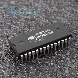 5PCS-UT6264CPC-70LL-UT6264CPC-DIP-28-8K-X-8-BIT-LOW-POWER-CMOS-SRAM-IC