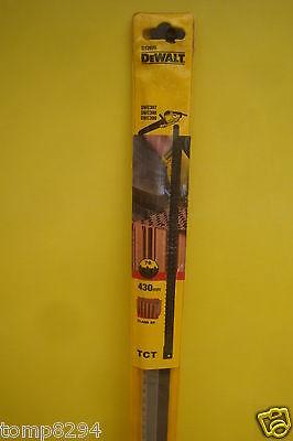 DeWalt DT99591 TCT 430mm FlexVolt Xtreme Runtime Poroton Blade DWE397 DCS397