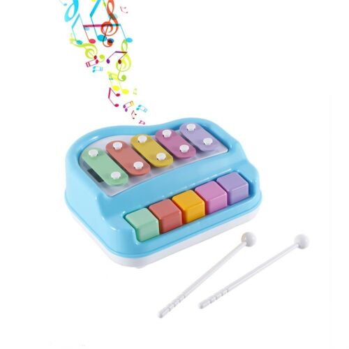 Baby Kids Musical Toy Educational Piano Music Toy with Two Piano Sticks