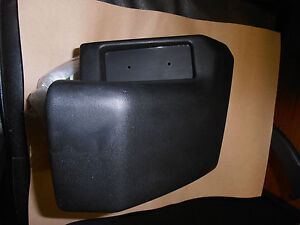 Details about Land Rover Discovery 1 Polytec GENUINE OE Rear RH Black  Bumper End Cap NTC5098P