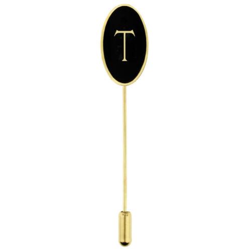 PinMart/'s Letter T Lapel Stick Pin