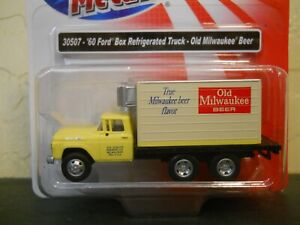 Ho scale 1//87 Classic Metal Works 1960 Ford Dump Truck National Lime /& Stone CMW