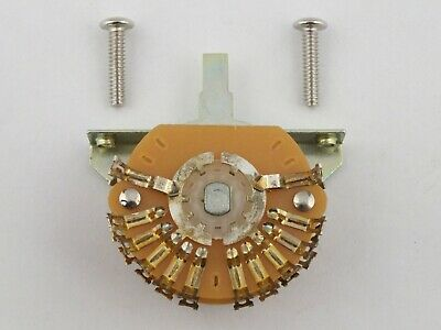 OAK GRIGSBY STYLE SELECTOR FOR STRAT ETC CHOOSE 3 OR 5 POSITION SWITCHING
