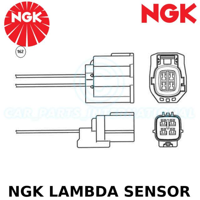 Ngk Sonda Lambda (Oxígeno O2) - 5 Cables - Stk No: 9394 , Parte No: LZA07-MD2
