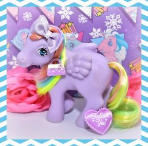 ❤️My Little Pony MLP G1 Vtg ITALY Italian Rainbow TICKLE Euro Variant NIRVANA❤️