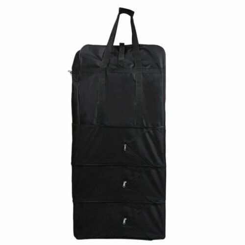 XXXL40/'/' 6 Wheel Cargo Folding Holdall Travel Duffel Bag 160 Liters