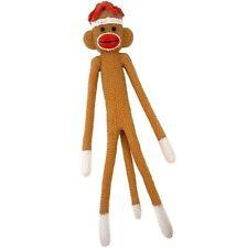 (1) Stretchy Sock Monkey Fidget Toys Stress Relievers Squishy Balls