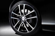 """Marca Nueva 19"""" genuino Aston Martin DB9 Negro Carbón"""" """"Ruedas de aleación forjado"""