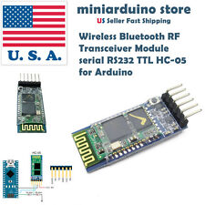 Hc 05 Wireless Bluetooth Rf Transceiver Module Jy Mcu Anti Reverse For Arduino