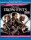 Man With The Iron Fists 2pc DVD BLURAY