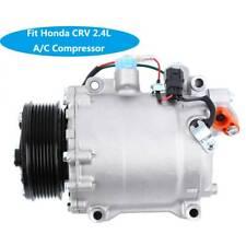 A//C Compressor Fits Acura ILX 13-15 RDX 07-12 Honda Civic 12-15 CR-V 07-16 97580