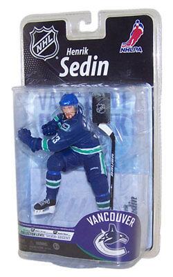 "6/"" Figure Vancouver Canucks McFarlane NHL 30 Daniel Sedin"