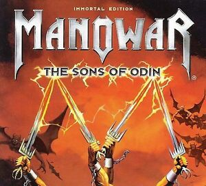Manowar-The-Sons-of-Odin-Ltd-CD-EP-DVD