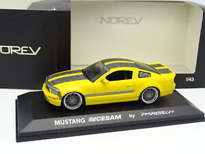 Norev-1-43-Ford-Mustang-Cesam-Parotech