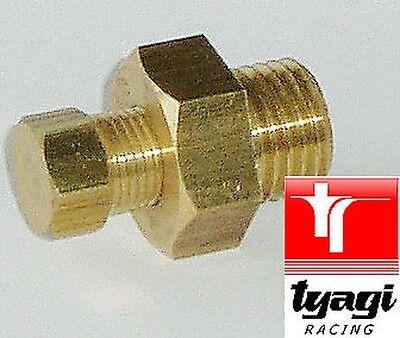 Prosport Mâle Femelle Pression D/'Huile Jauge Capteur expéditeur Adaptateur 1//8 npt M10 x 1 mm