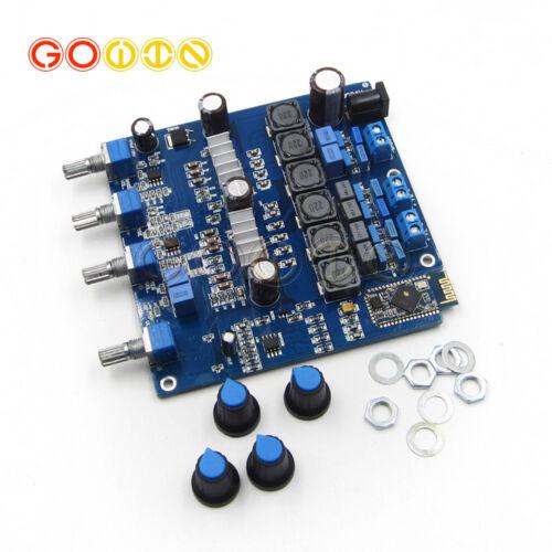 2X50W+100W Class D TPA3116D2 Dual Channel Digital Stereo Amplifier NEW