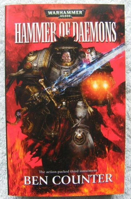 Hammer of Daemons by Ben Counter (Paperback, 2008)