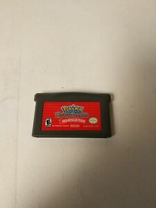 Pokemon Mystery Dungeon: Red Rescue Team (Nintendo Game Boy Advance, 2006) Saves