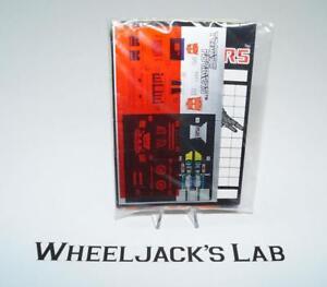 Grimlock-SEALED-TM-Decal-Sticker-Sheet-Packet-G1-Transformers-1985-Vintage