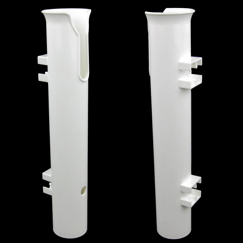 New marine black 3 link rod holder socket plastic PP materials suitable for boat