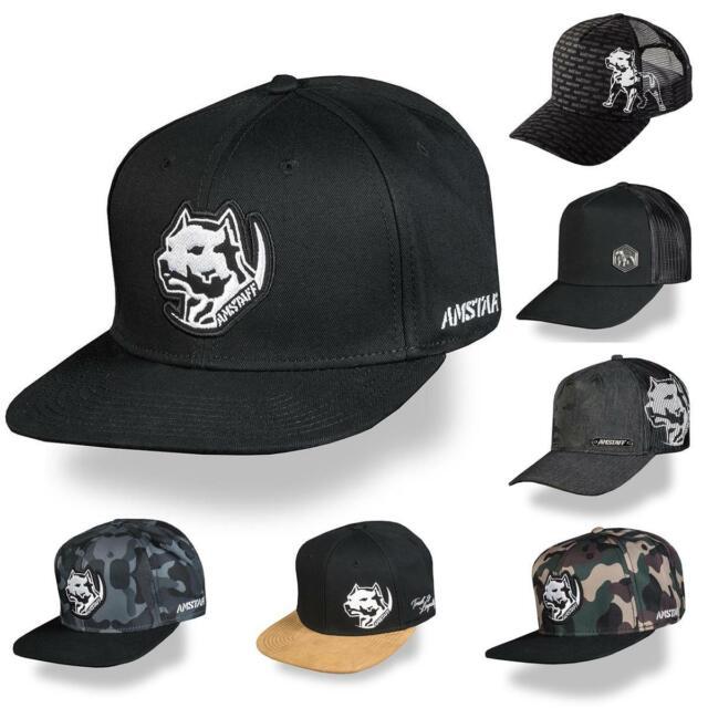 Djinn´s 6-Panel Snapback Alopa Basecap Mütze Kappe Schildmütze black