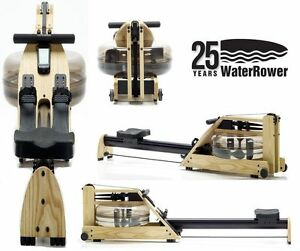 WATERROWER-A1-WATER-ROWER-plus-FREE-PRO-AB-BENCH-Value-299