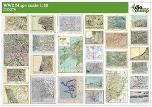 DioDump-DD076-WW2-maps-1-35-scale-diorama-accessory