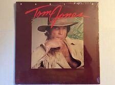 TOM JONES DARLIN' 1981 vinyl LP Mercury SRM-1-4010 SEALED