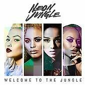 Neon Jungle - Welcome to the Jungle (2014)  CD  NEW  SPEEDYPOST
