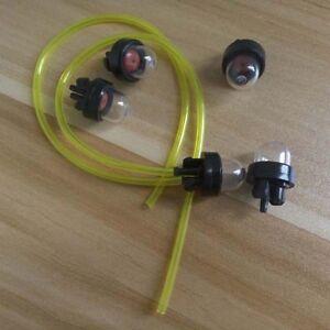 5PCS-Snap-In-Primer-Bulb-2pcs-30cm-Pump-Fuel-Line-For-RYOBI-791-683974-B-683974