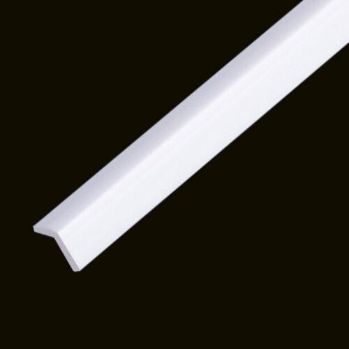 5pc//set L Shape Styrene//Acrylic Strip Tube Stick Angle Model Building Plastic