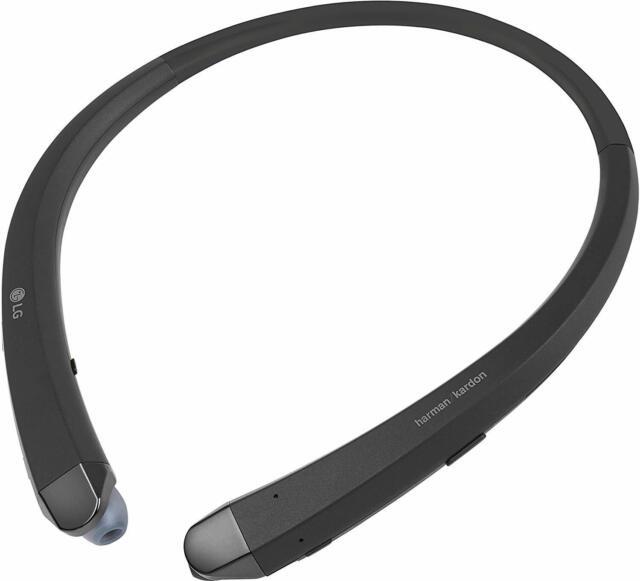 LG HBS-910 Tone Infinim Bluetooth Stereo Headset - Black