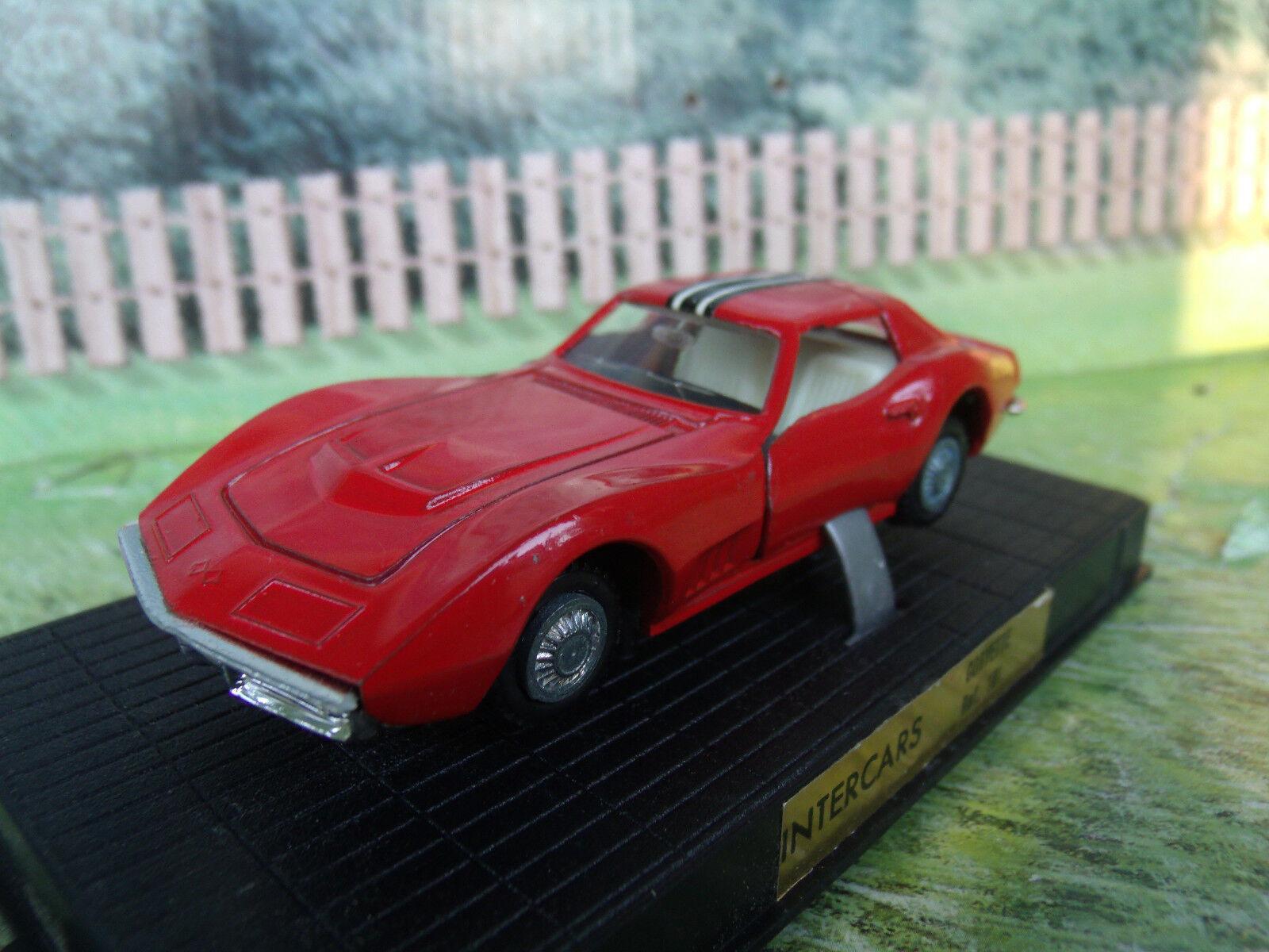 1 43   Nacoral  Intercars(Spain) Corvette