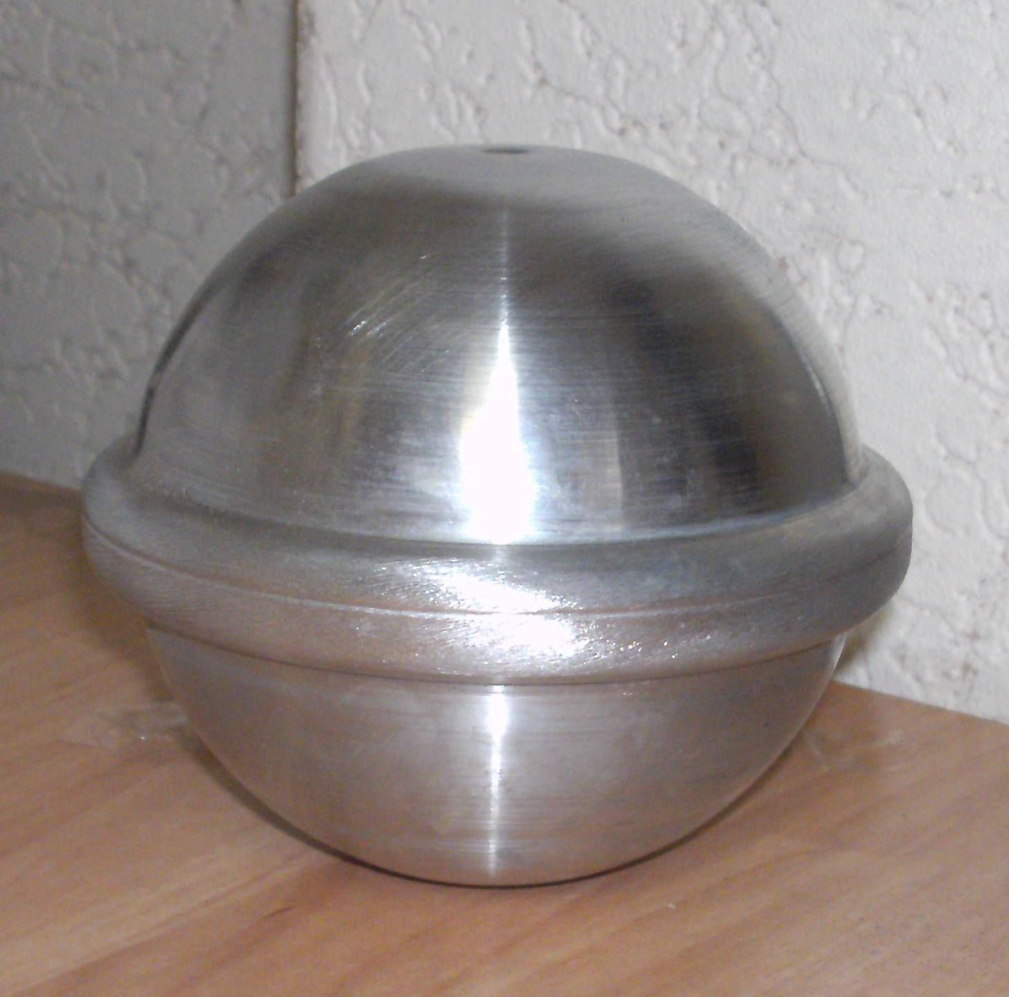 Kugel Zinkkugel Zink erhältlich mit Wulst oder ohne Wulst Ø 180 mm NEU