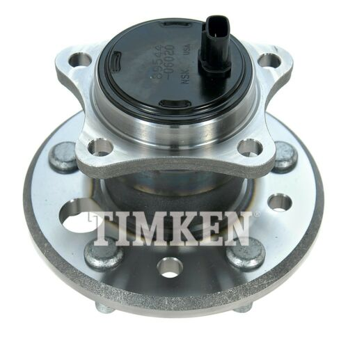 Wheel Bearing and Hub Assembly-Axle Bearing and Hub Assembly Rear Left Timken