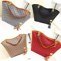 Handbag Women Tassel Lady Hot Hobo Shoulder Bag Messenger Purse Satchel Tote