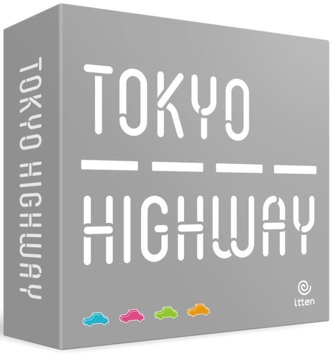 Tokyo Highway - Deux Joueur Stratégie Jeu