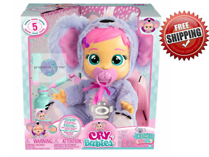Cry-Babies-Koali-Feel-Better-Doll-with-Accessories-for-3-Years-and-Above