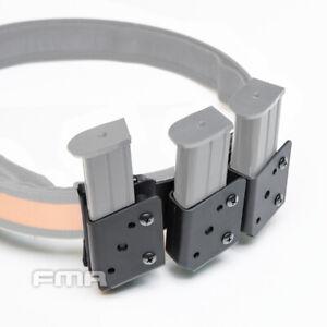 FMA-IPSC-USPSA-IDPA-Triple-Magazine-Pouch-Mag-Holder-Competition-Speed-Pistol