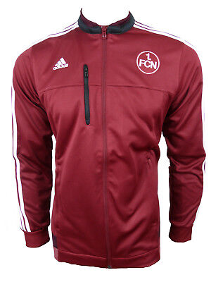 1.FC NÜRNBERG ADIDAS Anthem Jacke Herren Men Größe S XL + NEU + FCN Jacket CLUB   eBay