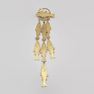Large-Gold-Tone-Dangly-Fish-Brooch-Pin