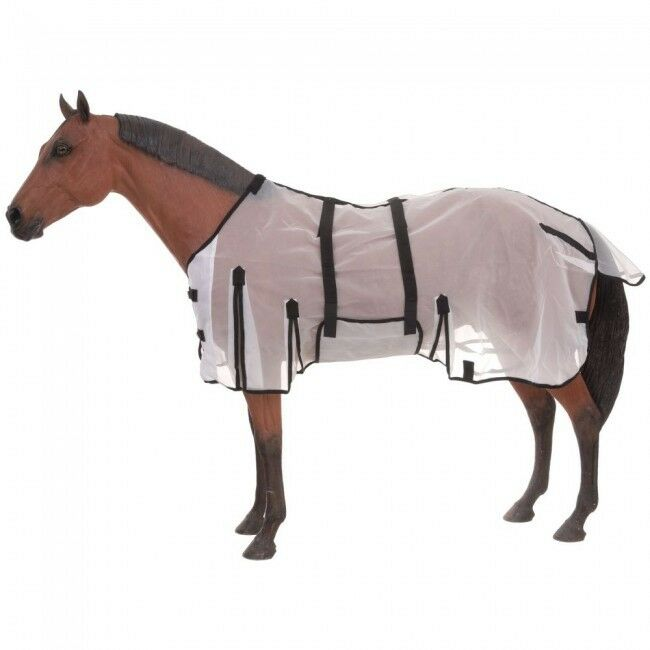 Tough 1 Deluxe Micro Mesh Fly Sheet Size 69  Fly Control Equine 34-800