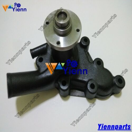 For ISUZU 3AB1 Water Pump Fit Hanik N-4 N-35 NC3000 Excavator Engine Repair Part