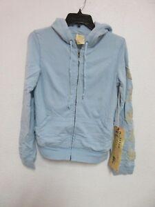 Da-Nang-Surplus-Women-039-s-Sweater-Embroidered-LIQUI-FTG22971540-Size-X-SMALL