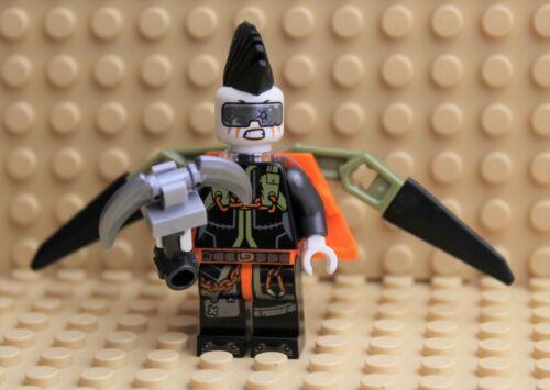 LEGO ® NINJAGOFIGUR JET JACK AUS SET 70653NEU /& UNBENUTZTNJO470