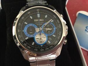 NEW-Seiko-Mens-Chronograph-Silver-Watch-SSB243P1