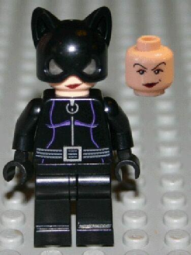 LEGO 7779 - BATMAN - CATWOMAN - MINI FIG   MINI FIGURE